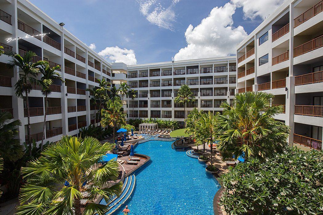 *-*-*-* Deevana Plaza Phuket Patong *-*-*-* หลบร้อน ไปผ่อนคลาย ที่โรงแรม ใกล้หาดป่าตอง ภูเก็ต