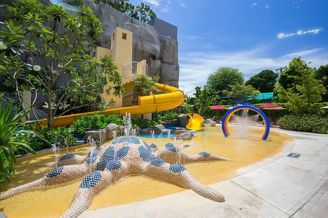 เที่ยวทะเลชิวๆ ใกล้กรุงเทพ เดินทางสะดวกกับที่พักดีๆ ราคาไม่แพง ที่ @ Mercure Pattaya Ocean Resort