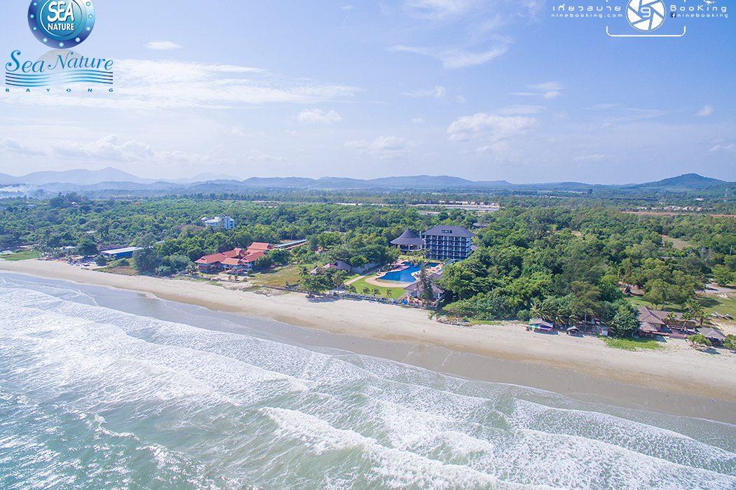 Sea Nature Rayong Resort & Hotel โรงแรมติดทะเล อ.แกลง จ.ระยอง การพักผ่อนที่เงียบสงบ ที่บางคนอาจจะยังไม่รู้จัก