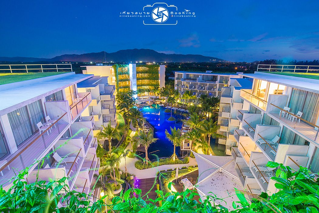 Dream Phuket Hotel & Spa โรงแรมที่เหมาะสำหรับพักผ่อน และ Party ในที่เดียวกัน !!!
