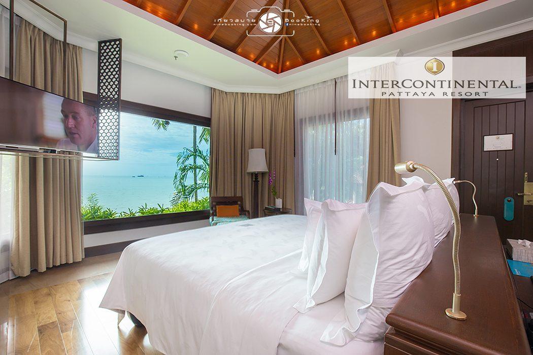 @InterContinental Pattaya Resort พักผ่อนหรู กับ ทานบุฟเฟ่ต์ Dinner ซีฟู้ด ที่สดสุด ๆ