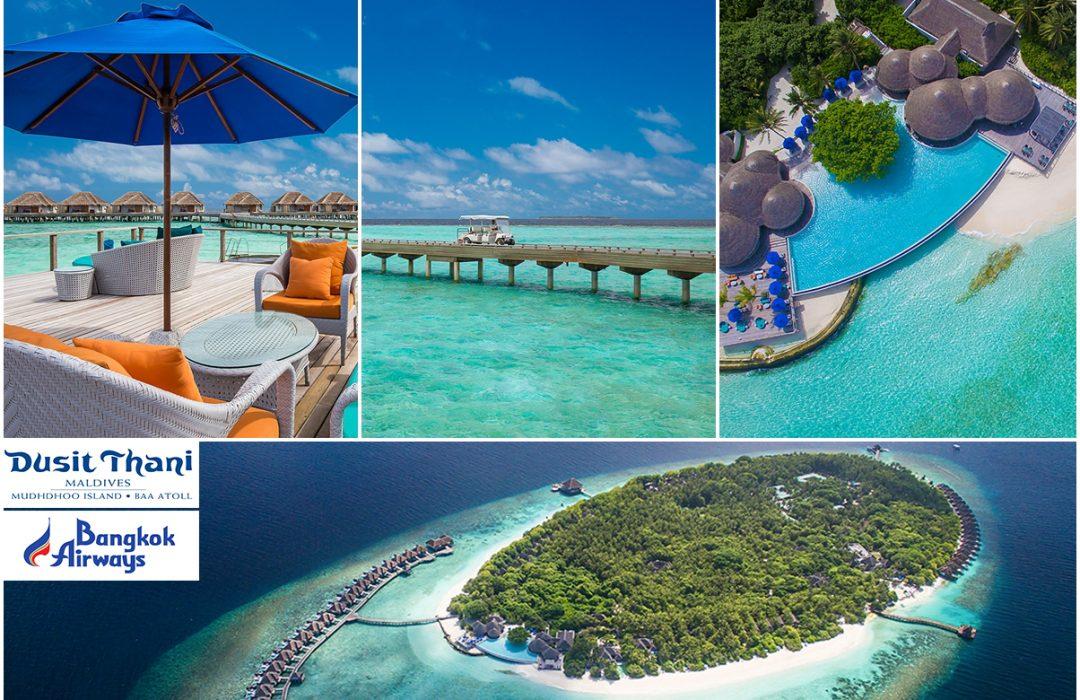 Dusit Thani Maldives ( ดุสิตธานี มัลดีฟส์ )