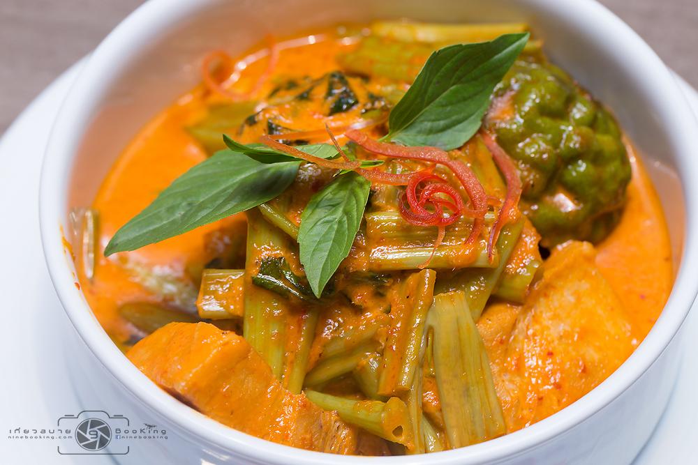 อาหารไทย อาหารโบราณ กาพย์เห่ชมเครื่องคาวหวาน แกงเทโพ