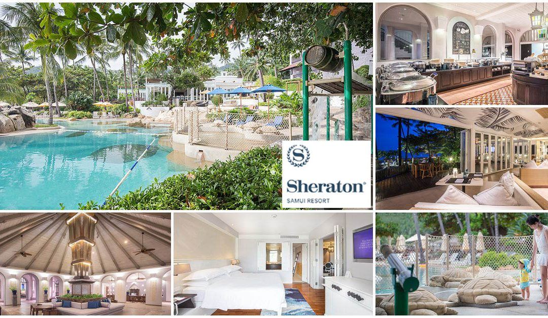 Sheraton Samui Resort ( เชอราตัน สมุย รีสอร์ท )