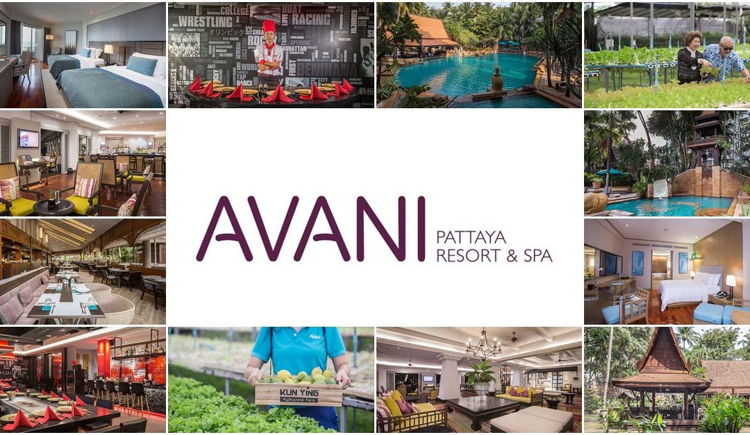 AVANI Pattaya Resort & Spa