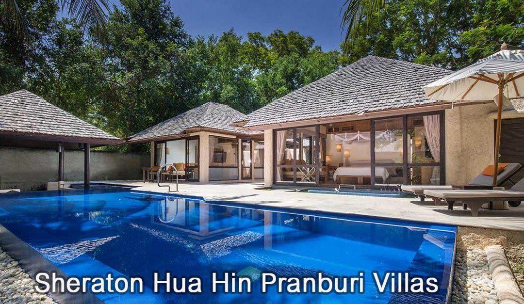 Sheraton Hua Hin Pranburi Villas ( เชอราตัน หัวหิน ปราณบุรี วิลล่า )