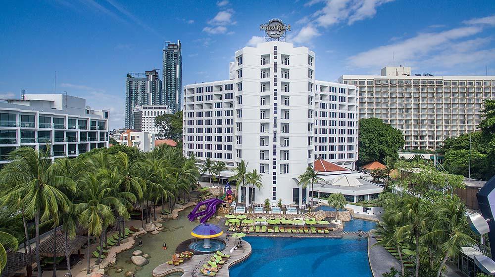 Hard Rock Hotel Pattaya ( ฮาร์ดร็อค โฮเทล พัทยา )