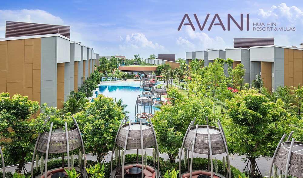 AVANI Hua Hin Resort & Villas  ( อวานี หัวหิน รีสอร์ท แอนด์ สปา )