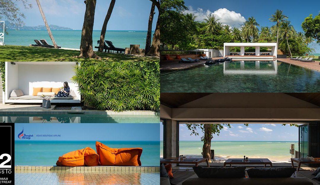 X2 Koh Samui – A Spa Retreat ( ครอสทู เกาะสมุย )