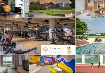 Thana City Country Club & Eastin Thana City Golf Resort Bangkok