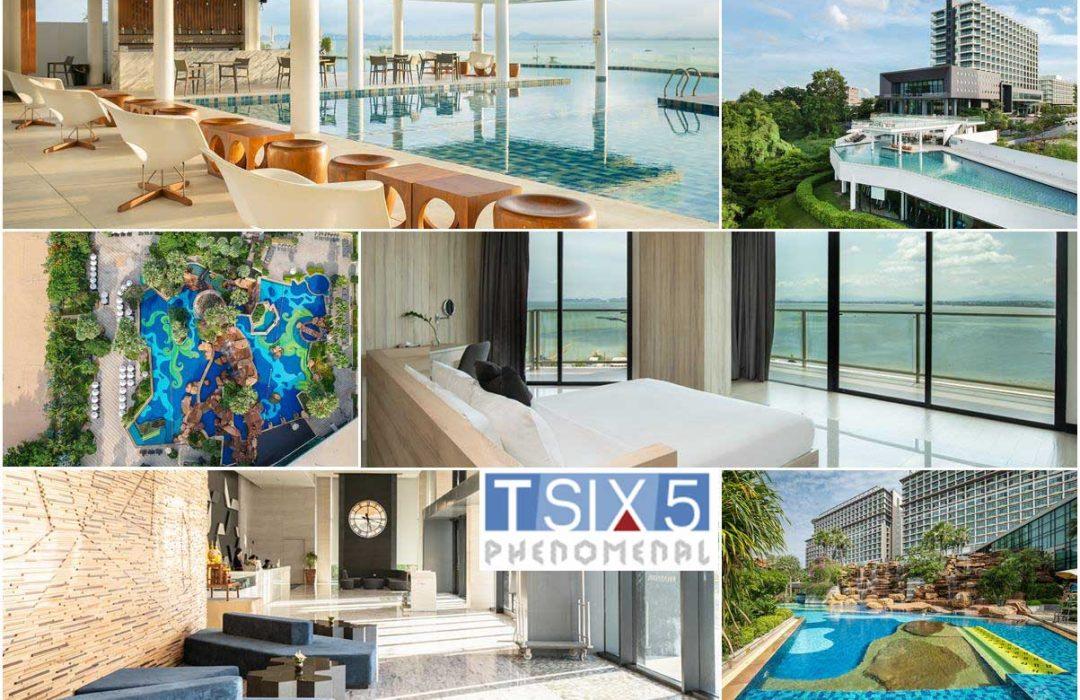 Tsix5 Hotel Pattaya ( Tsix5 Phenomenal )