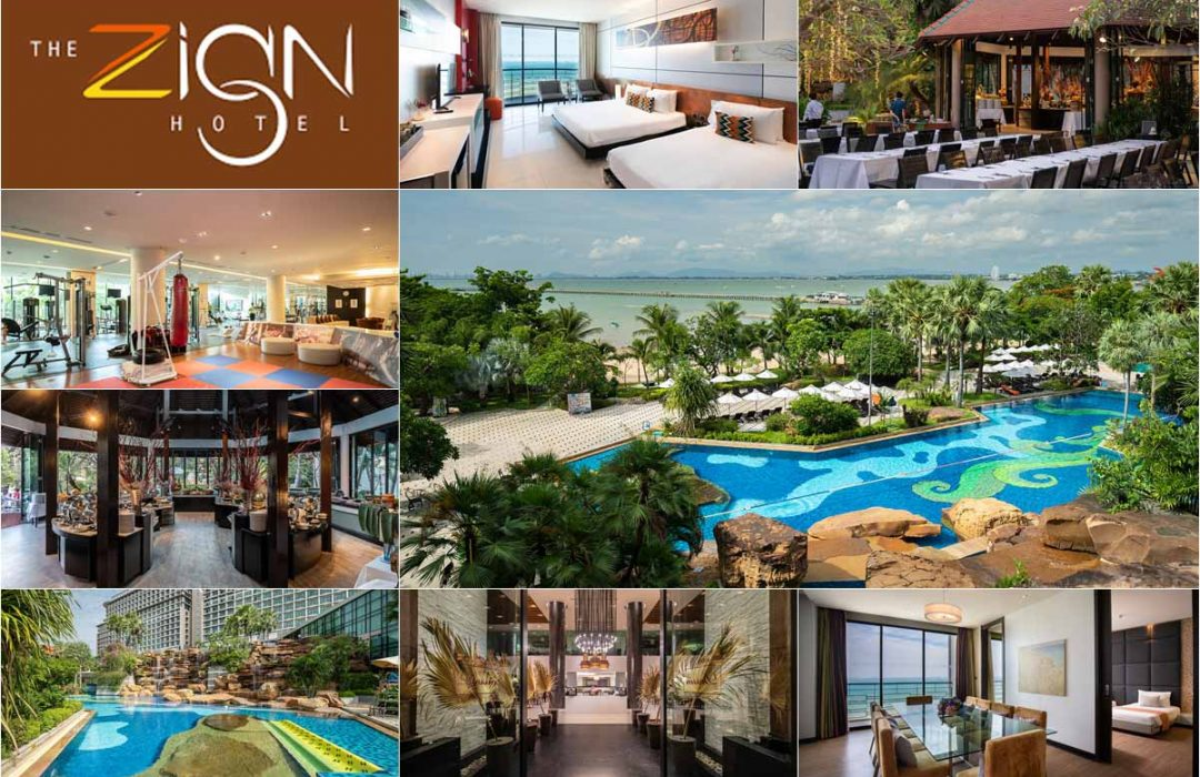 The Zign Hotel Pattaya